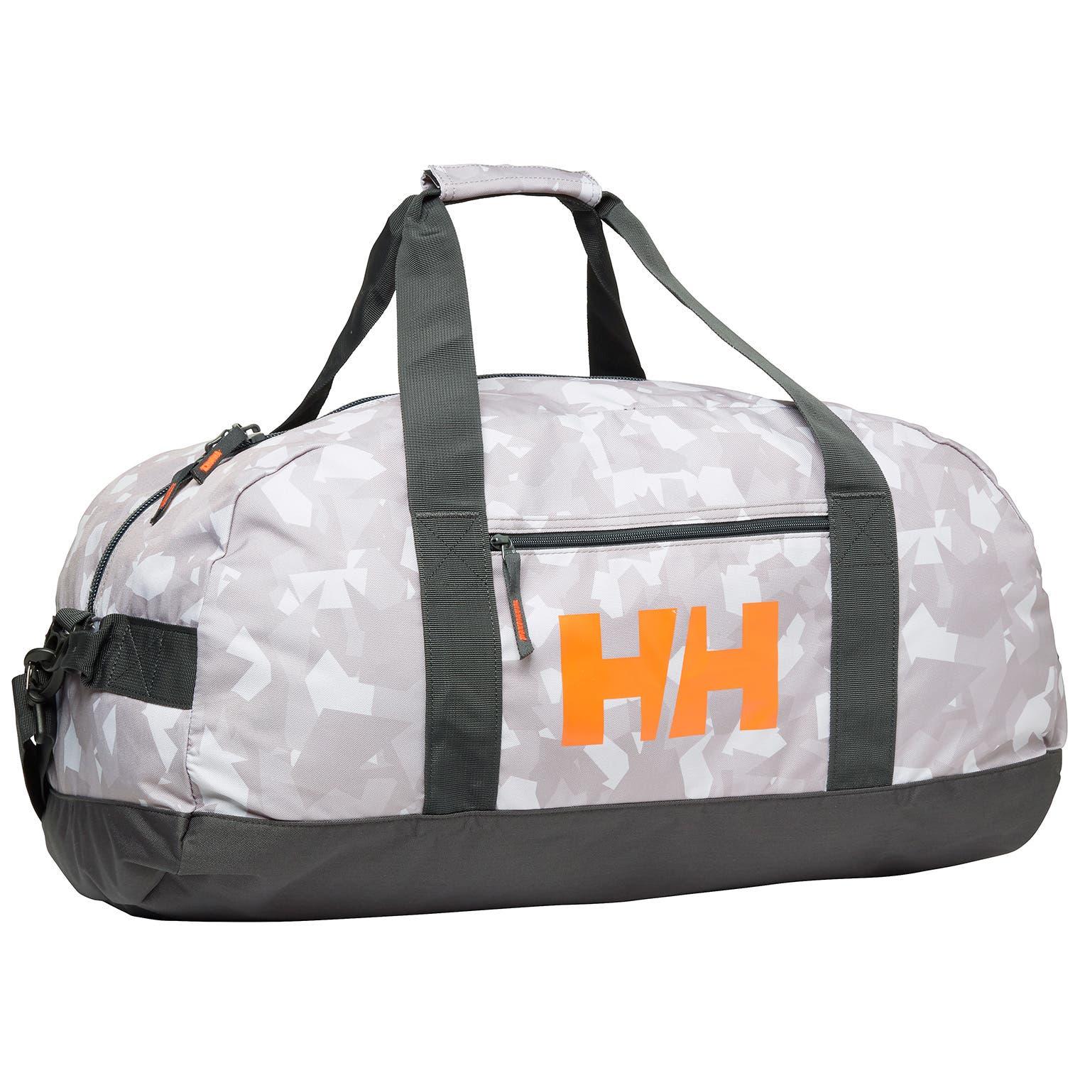 Unisex adulto Helly Hansen Sport Duffel 50l Bolsa De Viaje Navy One size