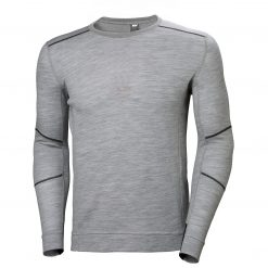 Helly Hansen Baselayer Warm HH Lifa Merino Crewneck