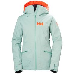 Women's blue haze Glory Jacket